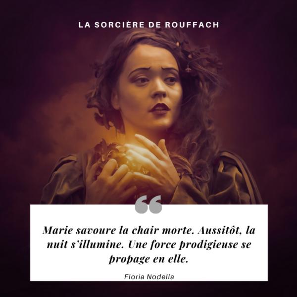 La sorcière de rouffach de Floria Nodella